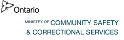 Ontario Ministry of Community Safety and Correctional Services